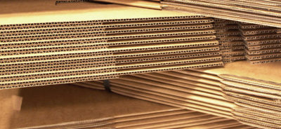 Mercado mundial de cartón corrugado