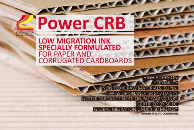 Tintas de baja migración
